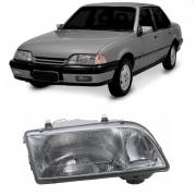 Farol Direito Chevrolet Monza 1991/ S/ Auxiliar