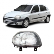 Farol Direito Renault Clio 1996/1998