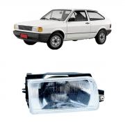 Farol Direito Volkswagen Gol Parati Saveiro 1991/1996