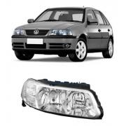 Farol Direito Volkswagen Gol Parati Saveiro G3 1999/2005