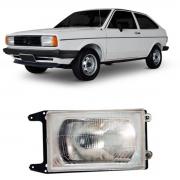 Farol Direito Volkswagen Gol Saveiro 1985/1986