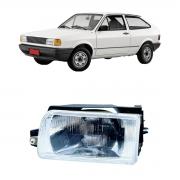 Farol Esquerdo Volkswagen Gol Parati Saveiro 1991/1996
