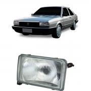 Farol Esquerdo Volkswagen Santana Até 1990