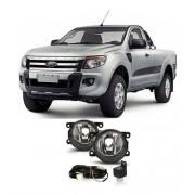 Farolete Ford Ranger 2012 Em Diante Kit Completo