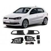 Farolete Volkswagen Gol 2013 Em Diante Kit Completo