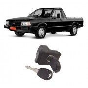 Fecho Porta-luvas Ford Pampa 1985/1997 C/ Chave