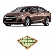 Filtro De Ar Condicionado Chevrolet Cruze Flex Power 2011/
