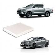 Filtro De Ar Condicionado Toyota Hilux Corolla Avensis Camry