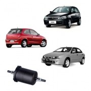 Filtro De Combustível Agile Astra Corsa Brava Celta