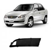 Grade De Para-choque Lado Direito Chevrolet Classic 2010/