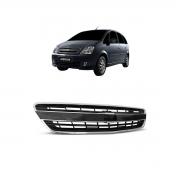 Grade De Radiador Chevrolet Meriva C/ Moldura Cromada