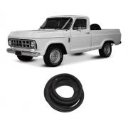 Guarnição Para-brisa Chevrolet D10 1970 Até 1984