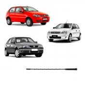 Haste Antena Teto Espiral Chevrolet Volkswagen Fiat
