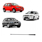 Haste Antena Teto Lisa Chevrolet Volkswagen Fiat