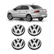 Jogo Calotinhas Roda Volkswagen Voyage G6