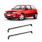 Jogo De Rack De Teto De Travessa Volkswagen Gol 1999/2014