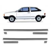 Jogo Friso Cinza Volkswagen Gol Cl Até 1995