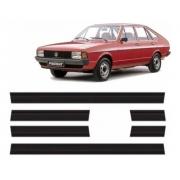 Jogo Friso Colante Volkswagen Passat Pointer