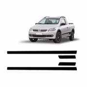 Jogo Friso Liso Volkswagen Saveiro G5