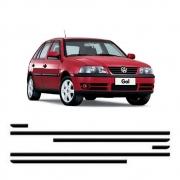 Jogo Friso Volkswagen Gol G3 4 Portas 1999/