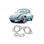 Jogo Junta Do Silenciador Volkswagen Fusca