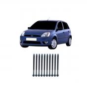 Jogo Parafuso De Cabeçote Ford Fiesta 2000/2013