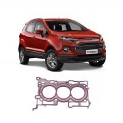 Junta Cabeçote Aço Inox Ford Ecosport 2017 Em Diante