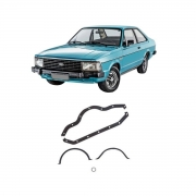 Junta Cárter Corcel 1983/1986 Volkswagen Gol 1990/1996
