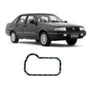 Junta Cárter Volkswagen Gol Santana 1996 Em Diante