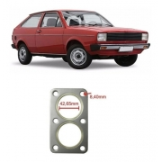 Junta Da Saída Escapamento Volkswagen Gol 1984/1985