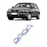 Junta Do Coletor De Escape Aço Volkswagen Gol 2000/2003