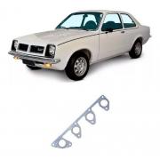 Junta Do Coletor De Escape Chevrolet Chevette 1973/1989