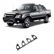 Junta Do Coletor De Escape Chevrolet S10