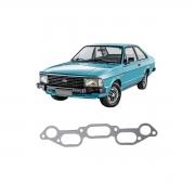 Junta Do Coletor De Escape Ford Corcel Até 1983 Gasolina