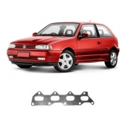 Junta Do Coletor De Escape Volkswagen Gol At 1.0 16v 1997 Em