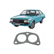Junta Do Silenciador Ford Corcel Até 1983