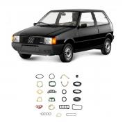 Junta Motor C/retentor Fiat Elba Premio Tipo Uno 1.6