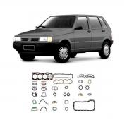 Junta Motor Cabeçote Baspack C/ Retentor Fiat Uno 1993/1996