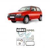 Junta Motor Cabeçote Baspack C/ Retentor Fiat Uno 2011/2014