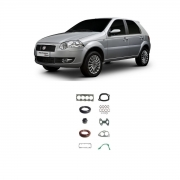 Junta Motor Completo C/retentor Fiat Palio 2010 Em Diante