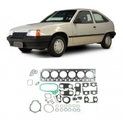 Junta Motor S/retentor Chevrolet Kadett 1987/1991