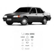 Junta Motor S/retentor Chevrolet Monza 1987/1991
