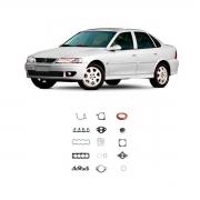 Junta Motor Superior C/retentor Chevrolet Vectra 2.2 00/04