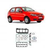 Junta Motor Superior Cabeçote Aço Inox Fiat Palio 2000/2003