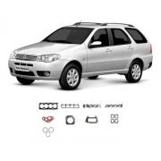 Junta Motor Superior S/retentor Fiat Palio Weekend 96/01