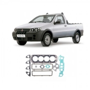 Junta Motor Superior S/retentor Fiat Strada