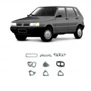 Junta Motor Superior S/retentor Fiat Uno Em Diante