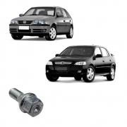 Kit 20 Parafusos Roda Volkswagen Gol Chevrolet Astra