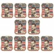 Kit Aromatizantes Miniatura Men America 10 Unidades