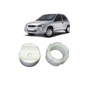 Kit Buchas Da Caixa De Direção Chevrolet Corsa Zf